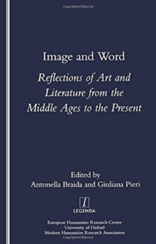 Image and Word : Reflections of Art and Literature, Paperback / softback Book