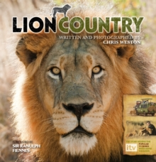 Lion Country, Hardback Book
