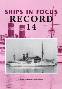 Ships in Focus Record 14, Hardback Book