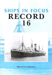 Ships in Focus Record 16, Paperback / softback Book