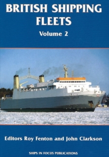 British Shipping Fleets, Hardback Book