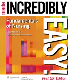 Fundamentals of Nursing Made Incredibly Easy! UK Edition, Paperback / softback Book
