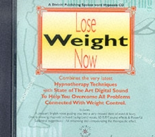 Lose Weight Now, CD-Audio Book