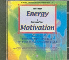 Raise Your Energy and Motivation, CD-Audio Book