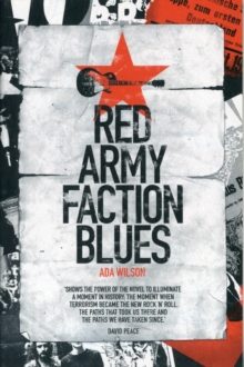 Red Army Faction Blues, Paperback / softback Book