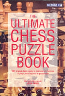 The Ultimate Chess Puzzle Book, Paperback Book
