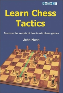 Learn Chess Tactics, Paperback / softback Book