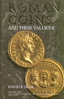 Roman Coins and Their Values Volume 2, Hardback Book