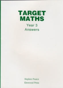 Target Maths : Answers Year 3, Paperback Book