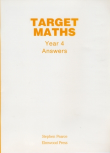 Target Maths : Year 4 Answers, Paperback Book
