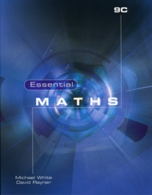 Essential Maths 9C, Paperback Book