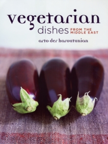 Vegetarian Dishes from the Middle East, Hardback Book