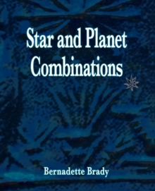 Star and Planet Combinations, Paperback Book