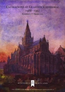 Medieval Art and Architecture in the Diocese of Glasgow, Hardback Book