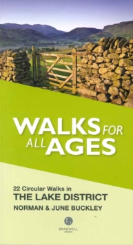 Walks for All Ages Lake District : 20 Short Walks for All the Family, Paperback / softback Book