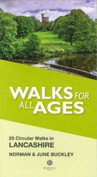 Walks for All Ages in Lancashire : 20 Circular Walks in Lancashire, Paperback Book
