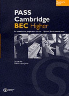 Pass Cambridge BEC : Higher Teacher's Book, Paperback Book