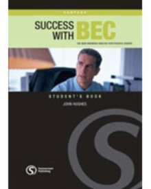 Success with BEC Vantage : The New Business English Certificates Course, Paperback Book