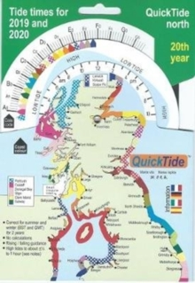 QuickTide north: tide times for 2019 and 2020 : 20th year  Quick Tide, Paperback / softback Book