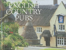 English Country Pubs, Hardback Book