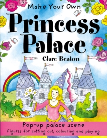 Make Your Own Princess Palace, Paperback Book