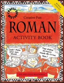 Roman Activity Book, Paperback / softback Book