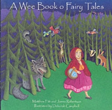 A Wee Book O Fairy Tales in Scots, Paperback Book