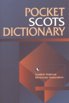 Pocket Scots Dictionary, Paperback Book