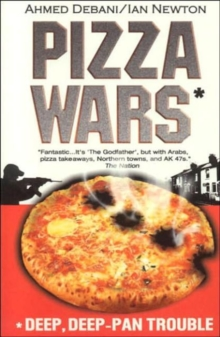 Pizza Wars, Paperback Book