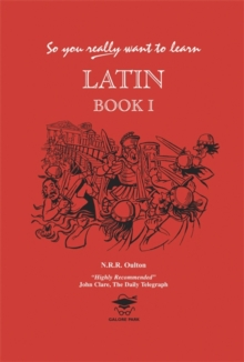 So You Really Want to Learn Latin Book I, Hardback Book