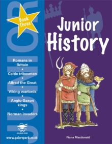Junior History Book 3, Paperback Book