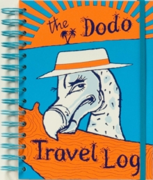 Dodo Travel Log, Spiral bound Book