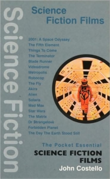 Science Fiction Films, Paperback Book