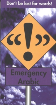 Emergency Arabic, Paperback / softback Book