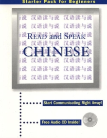 Read and Speak Chinese, Paperback / softback Book