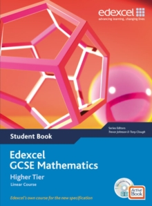 Edexcel GCSE Maths 2006: Linear Higher Student Book and Active Book with CDROM, Mixed media product Book