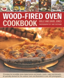 Wood Fired Oven Cookbook, Hardback Book