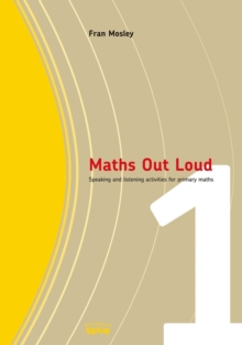 Maths Out Loud Year 1 : Speaking and Listening Activities for Primary Maths, Mixed media product Book