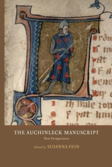 The Auchinleck Manuscript: New Perspectives, Paperback / softback Book