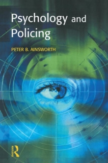 Psychology and Policing, Paperback Book