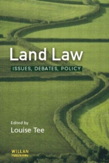 Land Law, Paperback Book