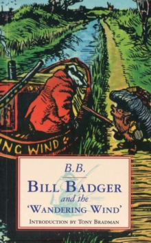 Bill Badger and the 'wandering Wind', Paperback Book