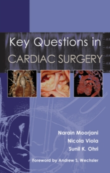 Key Questions in Cardiac Surgery, Paperback Book