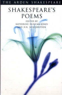 Poems, Paperback / softback Book