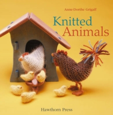 Knitted Animals, Hardback Book