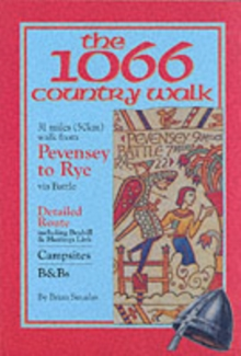 The 1066 Country Walk, Paperback Book