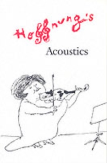Hoffnung's Acoustics, Paperback Book