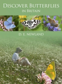 Discover Butterflies in Britain, Hardback Book