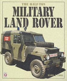 The Half Ton Military Land Rover, Paperback Book