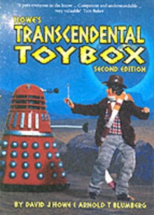 "Howe's Transcendental Toybox : The Unauthorised Guide to ""Doctor Who"" Collectibles, Paperback Book"